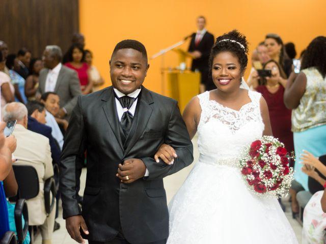 O casamento de Dirlene e Fernando