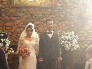 O casamento de Daniela e Diego 1