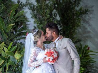 O casamento de Marianne e Gerônimo 1
