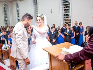 O casamento de Marianne e Gerônimo