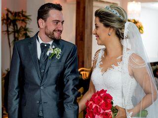 O casamento de Dayane e Marlon