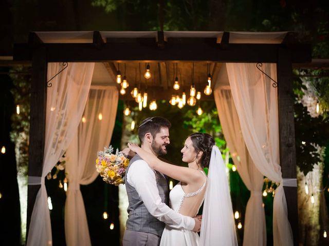 O casamento de Marianne e Rodrigo