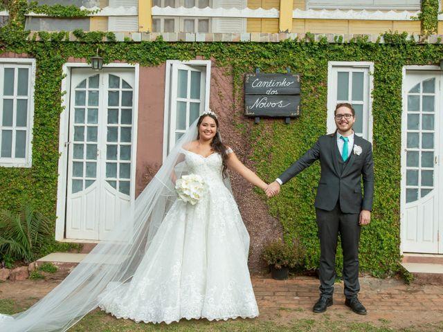 O casamento de Nathalie e Benjamin