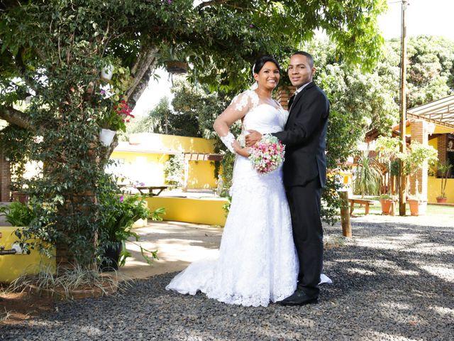 O casamento de Francielly e Vinicius