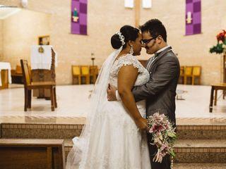 O casamento de Susana e Murilo