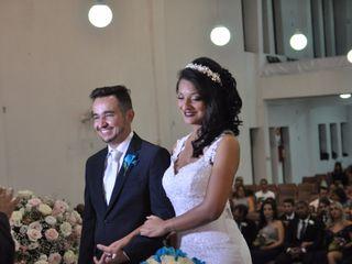 O casamento de Liliane e Josias 2