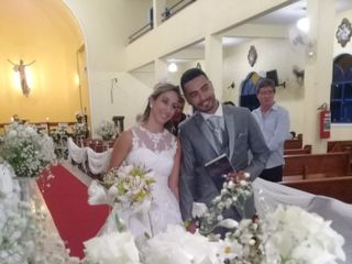 O casamento de Andresa  e Bruno  1