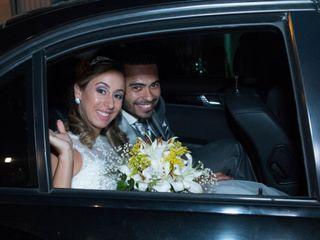 O casamento de Andresa  e Bruno