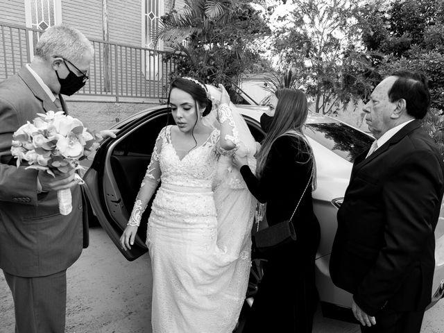 O casamento de Beto e Ruama em São Bernardo do Campo, São Paulo 5