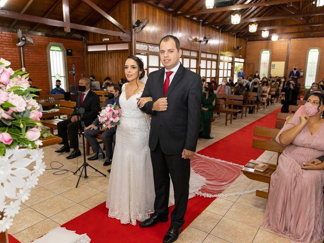 O casamento de Beto e Ruama em São Bernardo do Campo, São Paulo 12