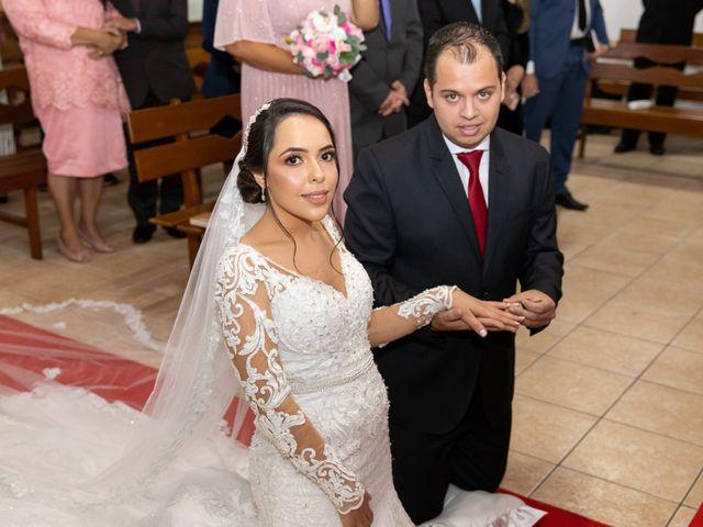 O casamento de Beto e Ruama em São Bernardo do Campo, São Paulo 16