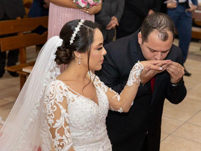 O casamento de Beto e Ruama em São Bernardo do Campo, São Paulo 17