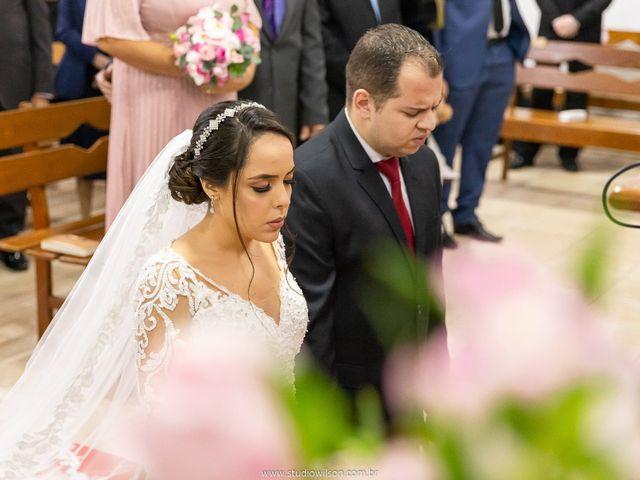 O casamento de Beto e Ruama em São Bernardo do Campo, São Paulo 21