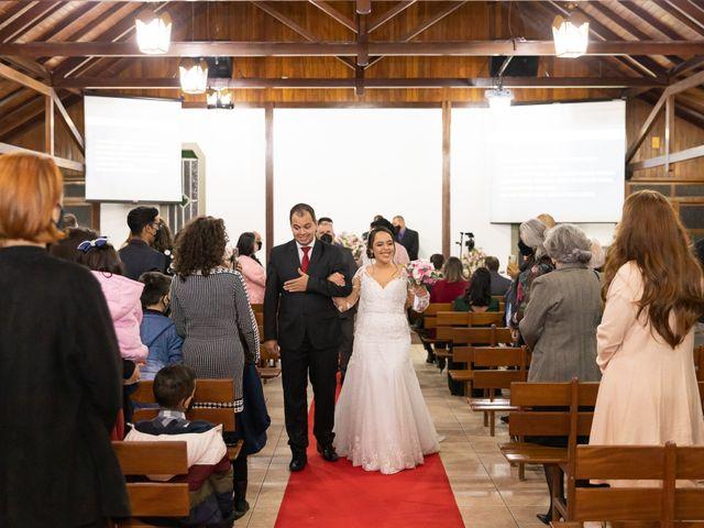 O casamento de Beto e Ruama em São Bernardo do Campo, São Paulo 22