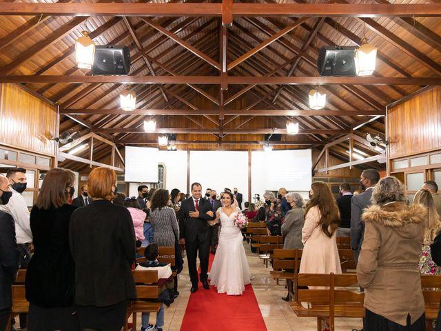 O casamento de Beto e Ruama em São Bernardo do Campo, São Paulo 23