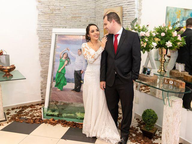 O casamento de Beto e Ruama em São Bernardo do Campo, São Paulo 47