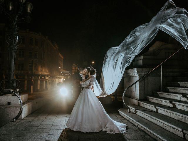 O casamento de Camila e Rafael