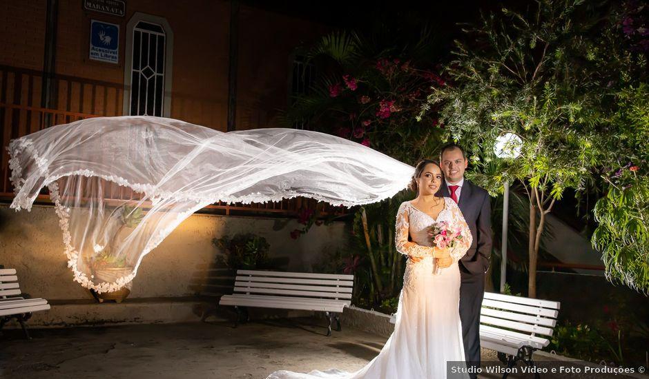 O casamento de Beto e Ruama em São Bernardo do Campo, São Paulo