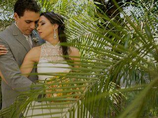 O casamento de Darjana e João Paulo