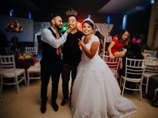O casamento de Lari e Chris 1