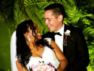 O casamento de Kadija e João 1