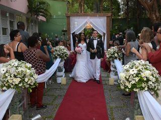 O casamento de Kadija e João 3