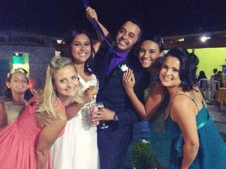 O casamento de Anna Cristina e Gilberto