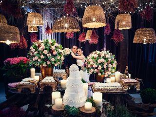 O casamento de Luciane e Rafael