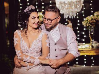 O casamento de Daiane e Vinicius