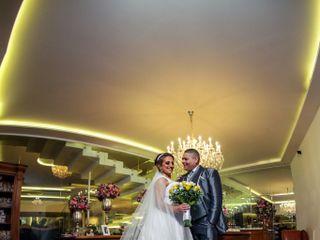 O casamento de Adriana e Gerson
