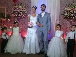 O casamento de Bruna e Victor
