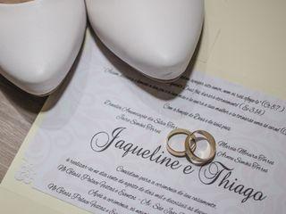 O casamento de Jaqueline e Thiago 1
