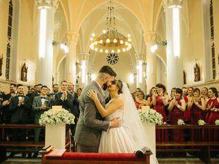 O casamento de Kellyn e Luís
