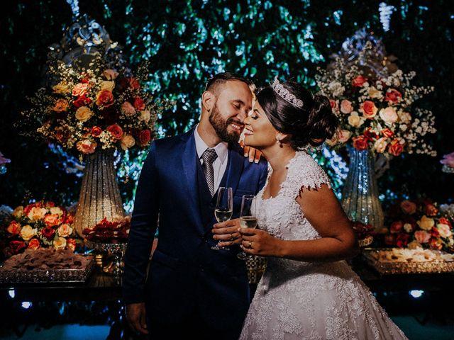 O casamento de Lari e Chris