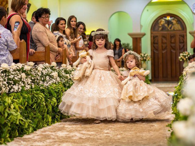 O casamento de Gabriel e Virginia em Anápolis, Goiás 1