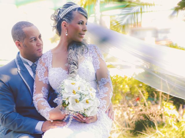 O casamento de Jaqueline e Robson