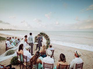 O casamento de Narjara e Bruno