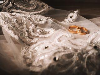 O casamento de Natascha e Ian 1
