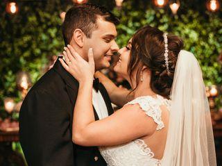 O casamento de Natascha e Ian