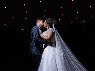 O casamento de Luciano e Amanda