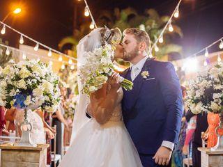 O casamento de Eliza e Danilo