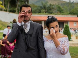 O casamento de Gisella  e Germano