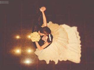 O casamento de Luana e Cleiton