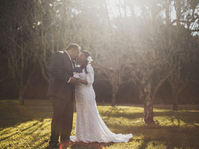 O casamento de Jaqueline e Anderson