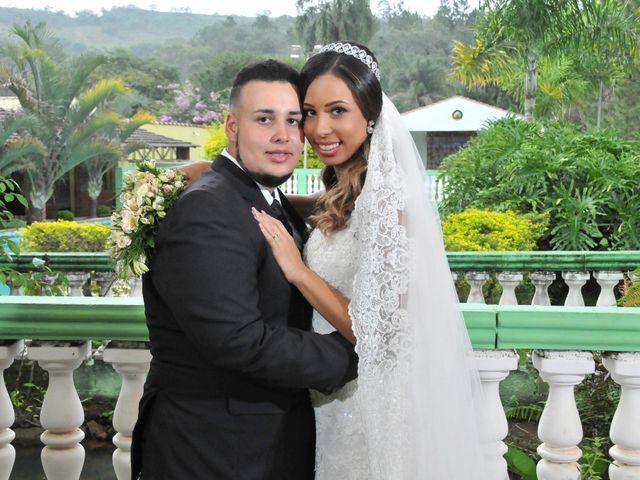 O casamento de Naara e Cleber