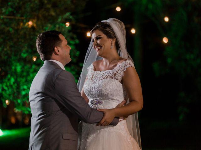 O casamento de Larissa e Jardel