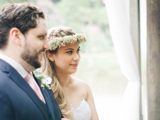 O casamento de Quielze e Vinicius