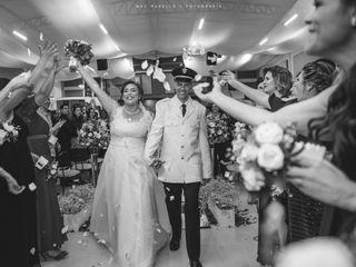 O casamento de Ceminha e Pedro