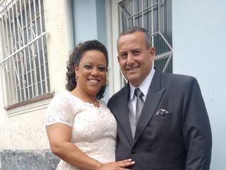 O casamento de Cibele e Gerson