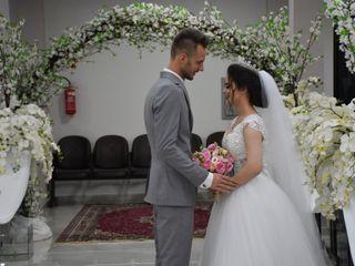 O casamento de Suzy e André 1